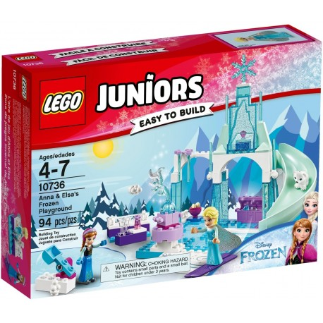 Lego Juniors 10736 Anna and Elsa's Frozen Playground