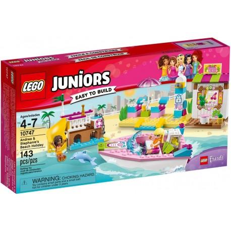 Lego Juniors 10747 Andrea and Stephanie's Beach Holiday