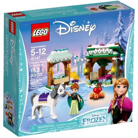 Lego Disney Princess 41147 Anna's Snow Adventure