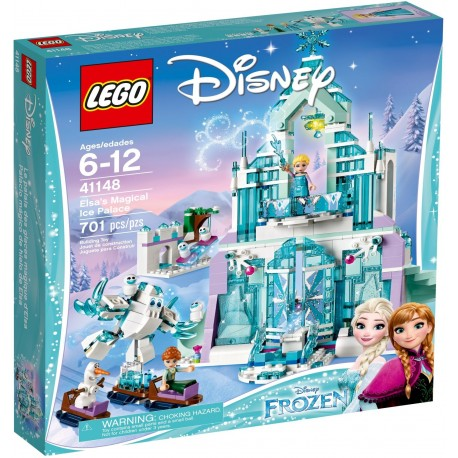 Lego Disney Princess 41148 Elsa's Magical Ice Palace