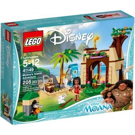 Lego Disney Princess 41149 Moana's Island Adventure