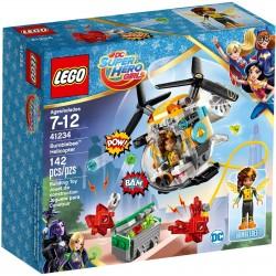 Lego DC Super Hero Girls 41234 Bumblebee Helicopter