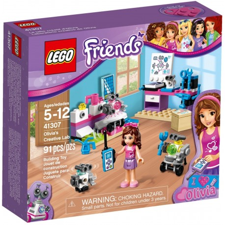 Lego Friends 41307 Olivia's Creative Lab