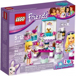Lego Friends 41308 Stephanie's Friendship Cakes