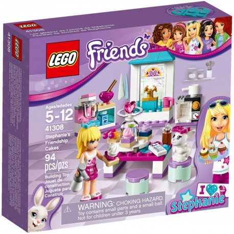 Lego Friends 41308 Stephanie's Friendship Cakes