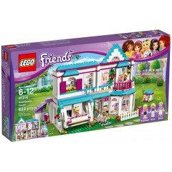 Lego Friends 41314 Stephanie's House