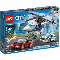 Lego City 60138 High-Speed Chase