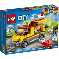 Lego City 60150 Pizza Van