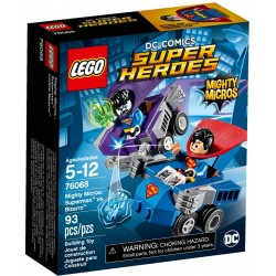 Lego DC Super Heroes 76068 Mighty Micros: Superman vs Bizarro