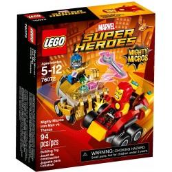 Lego Super Heroes 76072 Mighty Micros: Iron Man vs Thanos