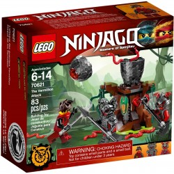 Lego Ninjago 70621 The Vermillion Attack