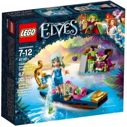 Lego Elves 41181 Naida's Gondola & The Goblin Thief