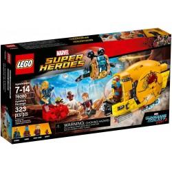 Lego Super Heroes 76080 Ayesha's Revenge