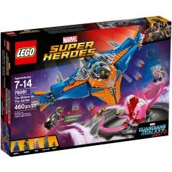 Lego Super Heroes 76081 The Milano vs The Abilisk