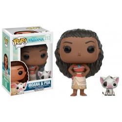 Funko Pop! Disney 213: Moana - Moana & Pua
