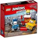 Lego Juniors 10732 Guido and Luigi's Pit Stop