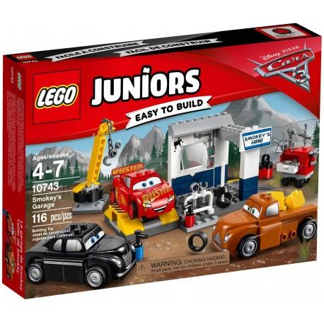 Lego Juniors 10743 Smokey's Garage
