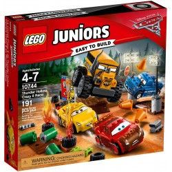 Lego Juniors 10744 Thunder Hollow Crazy 8 Race