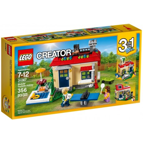 Lego Creator 31067 Modular Poolside Holiday