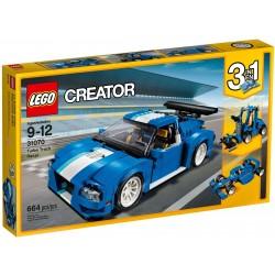 Lego Creator 31070 Turbo Track Racer