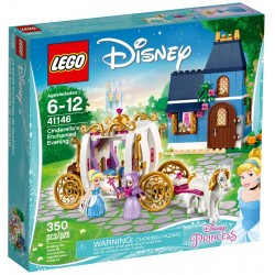 Lego Disney Princess 41146 Cinderella's Enchanted Evening