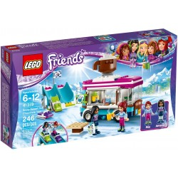 Lego Friends 41319 Winter Choco Car