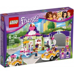 Lego Friends 41320 Heartlake Frozen Yogurt Shop