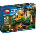 Lego City 60158 Jungle Cargo Helicopter
