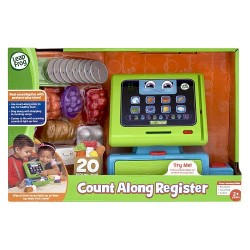 LeapFrog Count Along Cash Register (2-4 yrs)