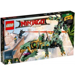 Lego Ninjago Movie 70612 Green Ninja Mech Dragon