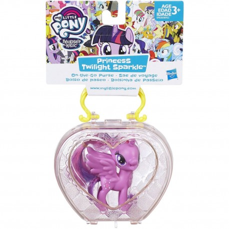 My Little Pony On-the-Go Purse Princess Twilight Sparkle