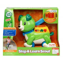 LeapFrog Step & Learn Scout (1-4 yrs)