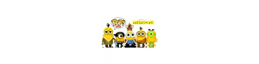 Pop Minions