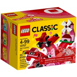 LEGO Classic 10707 Red Creativity Box