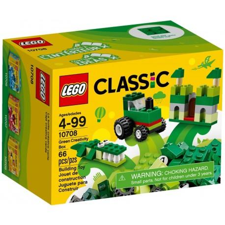 LEGO Classic 10708 Green Creativity Box
