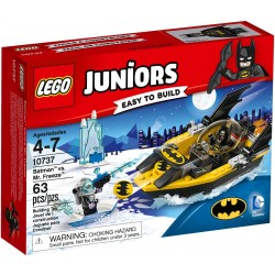 Lego Juniors 10737 Batman vs Mr. Freeze