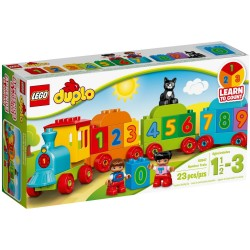 LEGO Duplo 10847 Number Train