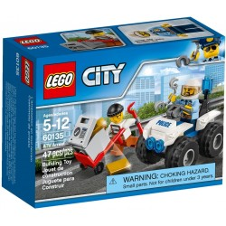 Lego City 60135 ATV Arrest