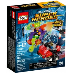 LEGO DC Super Heroes 76069 Mighty Micros: Batman vs Killer Moth