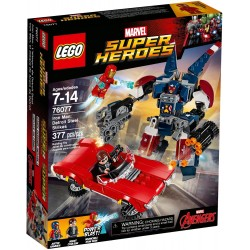 Lego Marvel Super Heroes 76077 Iron Man: Detroit Steel Strikes