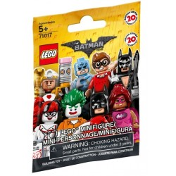 LEGO Collectible Minifigures 71017 The Batman Movie Series