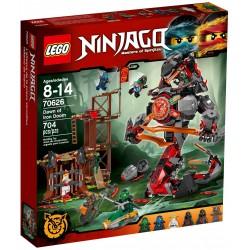 Lego Ninjago 70626 Dawn Of Iron Doom