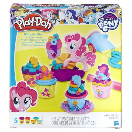 Play-Doh My Little Pony Pinkie Pie Cupcake Party