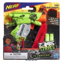 Nerf Zombie Strike Blaster Clampdown