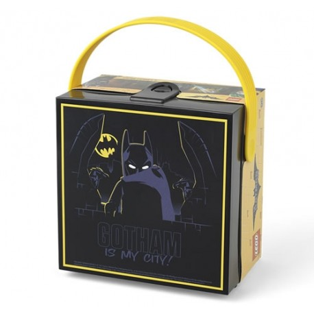 LEGO Batman Movie Lunch Box With Handle