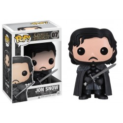 Funko Pop! TV 07: Game of Thrones - Jon Snow