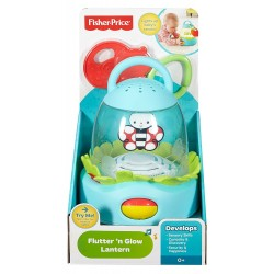 Fisher-Price Newborn Flutter and Glow Lantern (0+ Months)