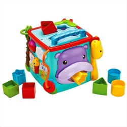 Fisher Price Infant Play & Learn Activity Cube (6 - 36 Months)