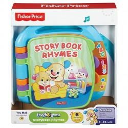 Fisher Price Laugh & Learn Storybook Rhymes (6 - 36 Months)