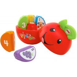 Fisher-Price Laugh & Learn Learning Happy Apple (6 - 36 Months)